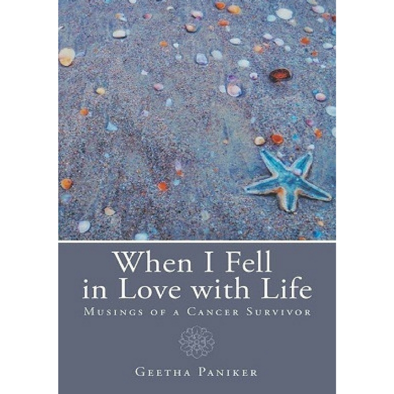 When I fell in Love with Life- book cover