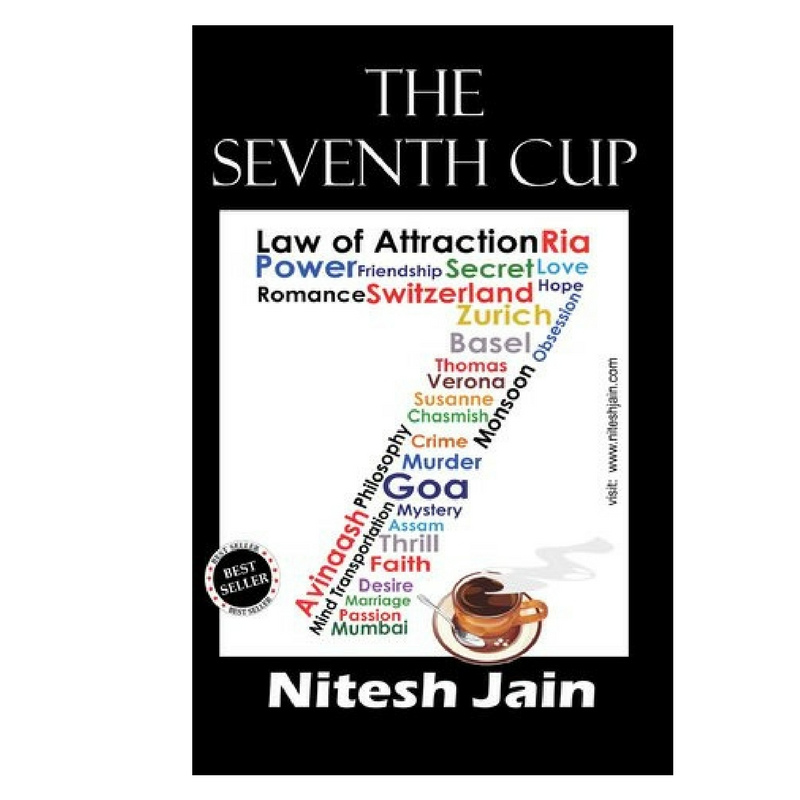 The Seventh Cup- Book Cover