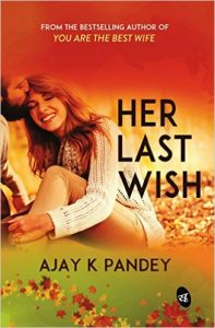 Her Last Wish: Book Review (cover)