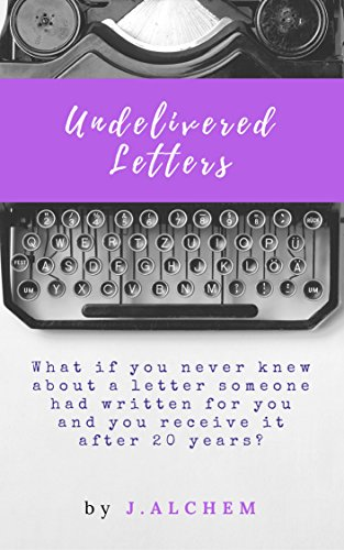 Undelivered Letters (Book Cover)