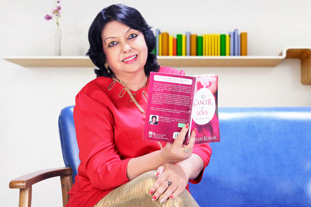 Neelam Kumar (Author of I Am a Sea of Possibilities)