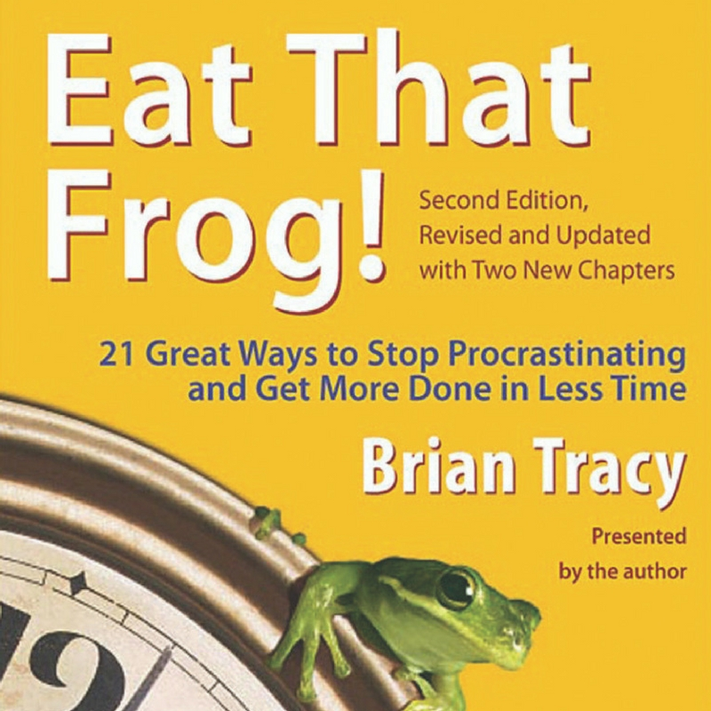 Eat That Frog! book cover