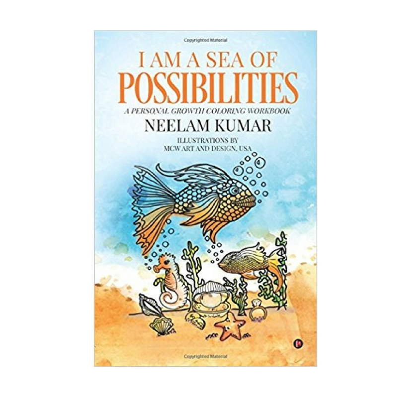 I Am A Sea Of Possibilities book cover