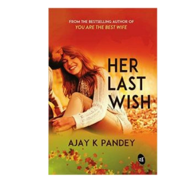 Her Last Wish- Book Cover
