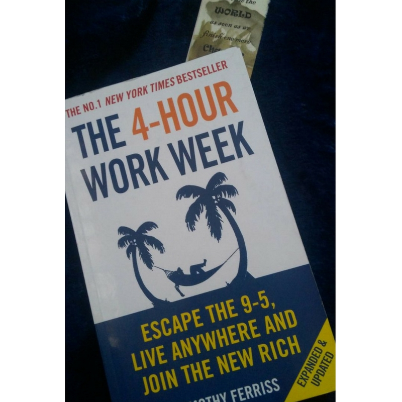 4-hour workweek book cover