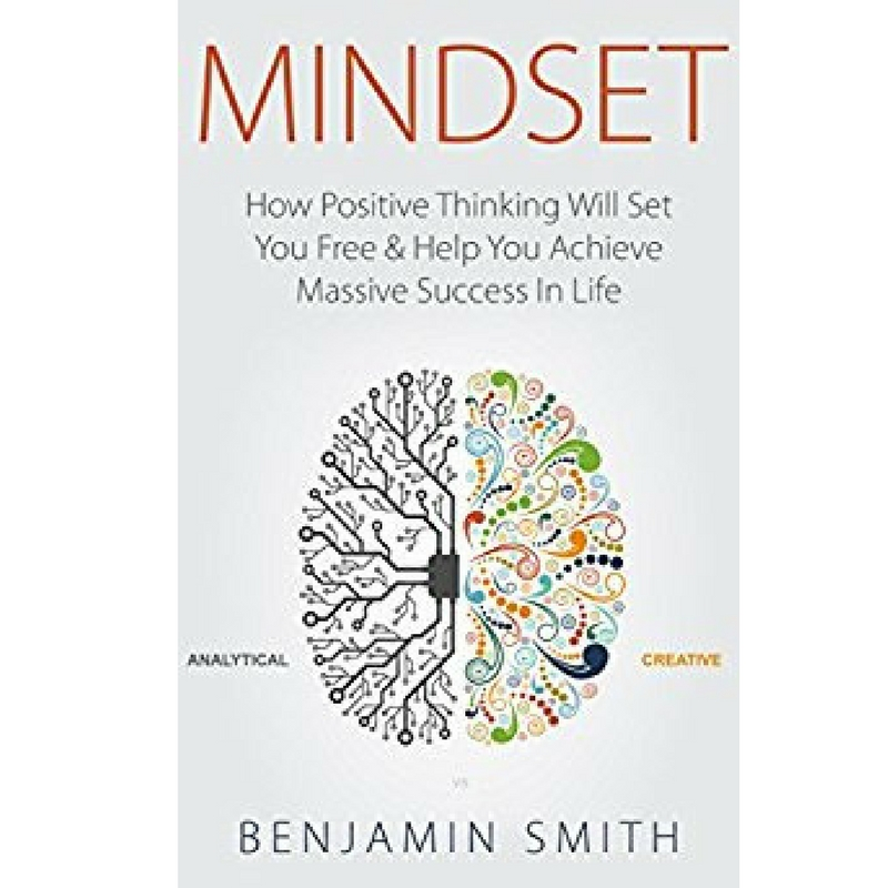Mindset by Benjamin Smith- Book Cover