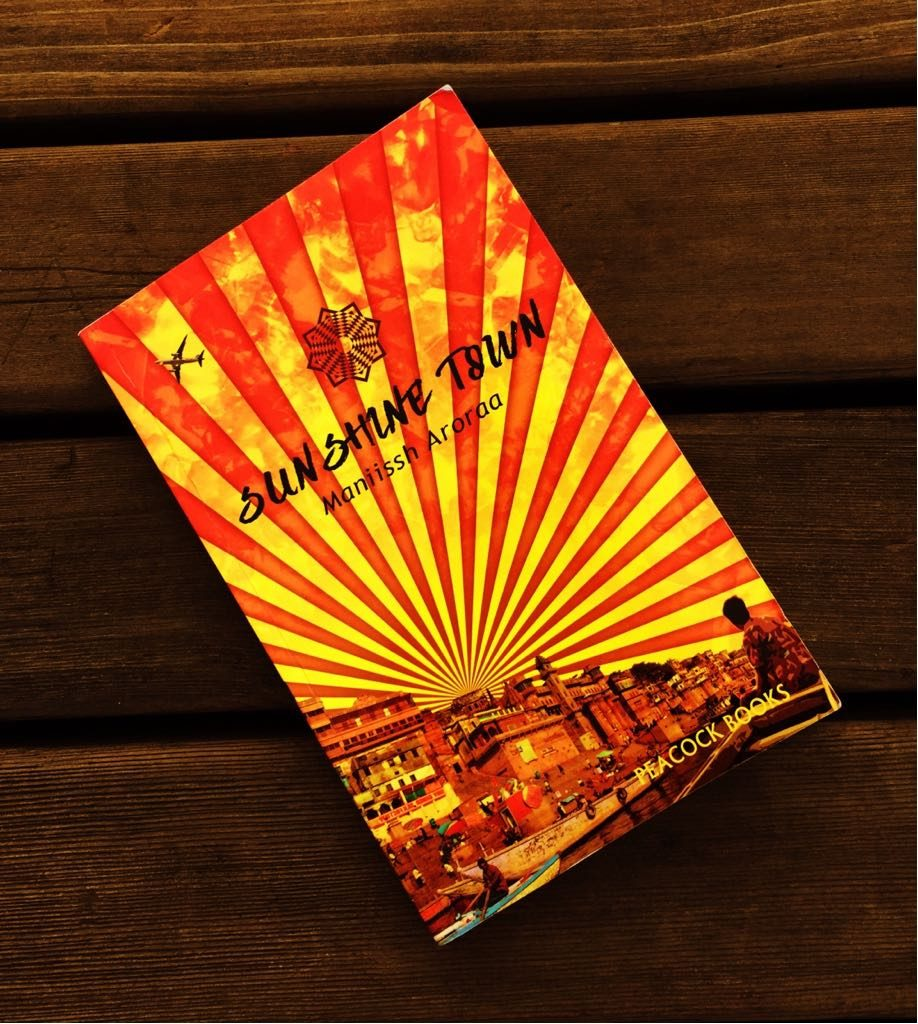 Sunshine Town- Book Cover