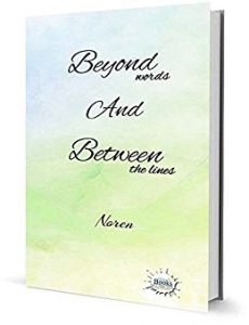 beyond words and between the lines- book cover