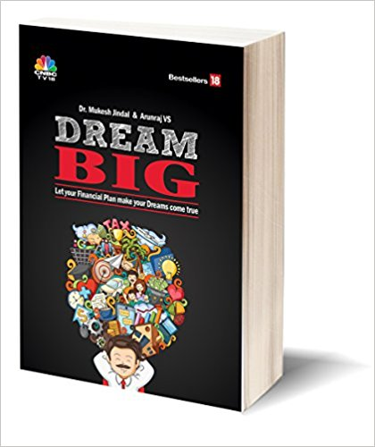 Dream big- book cover