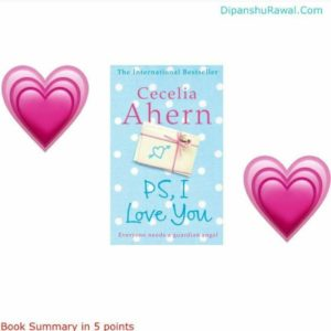 PS I love you – book cover