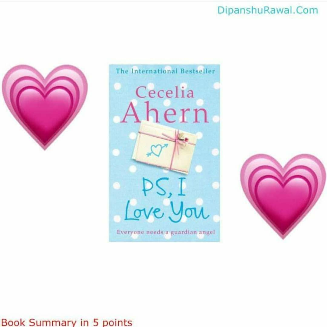 PS I love you - book cover
