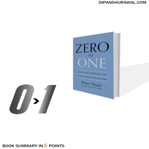Zero to One – book cover