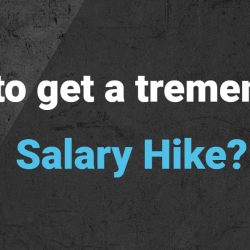 Salary hike in job change- blog cover