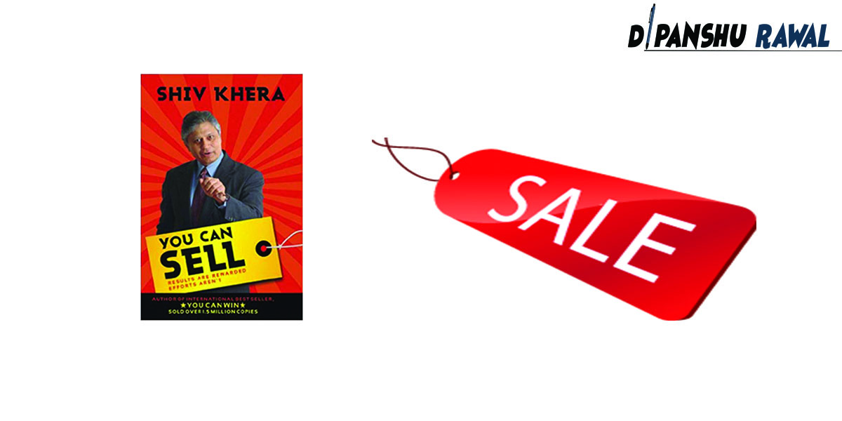 you can sell by shiv khera