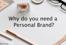 why do you need a personal brand