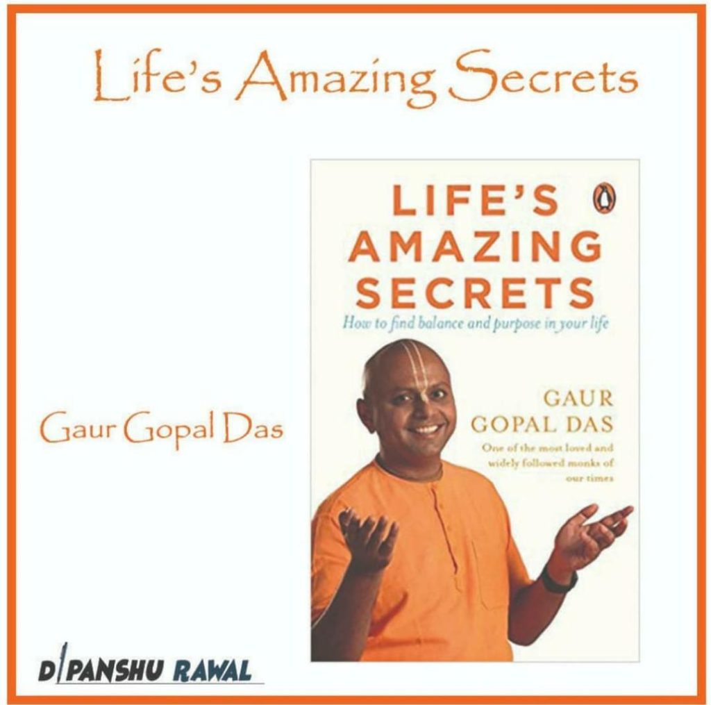 Life's Amazing Secrets - Book Cover