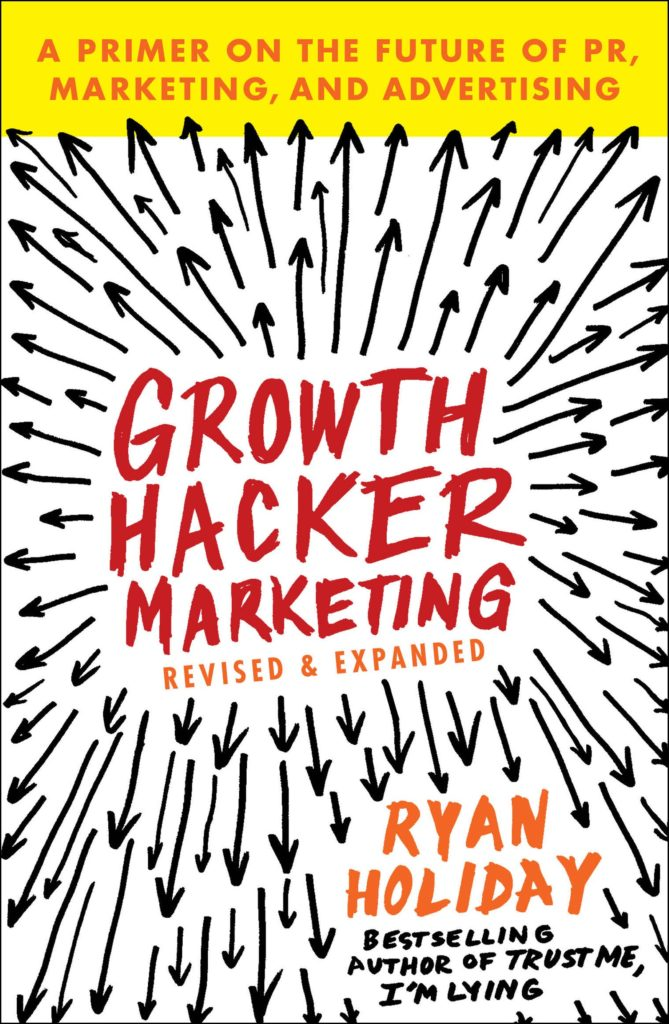 Growth Hacker Marketing - Book Cover