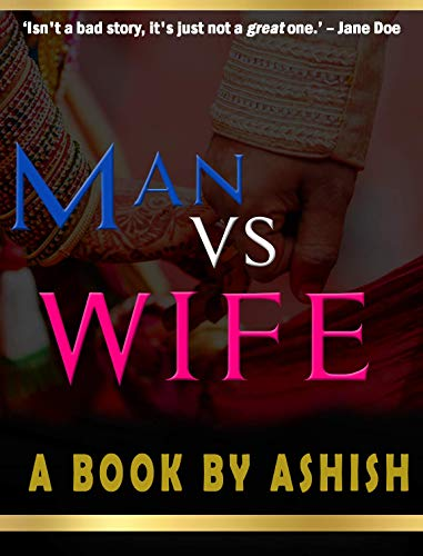 Man vs Wife - book cover