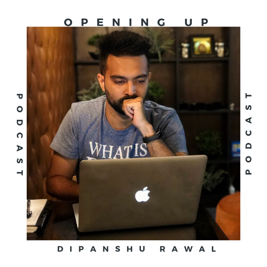 Dipanshu Rawal - Podcast cover