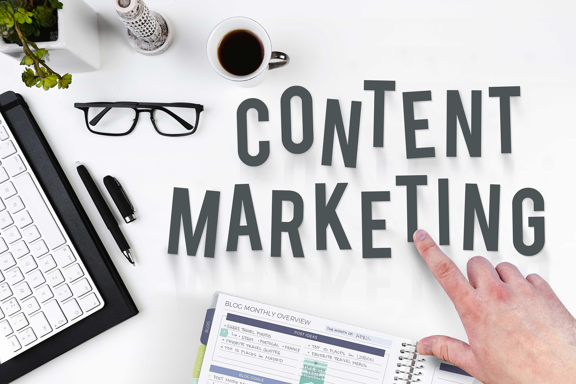 content-marketing poster