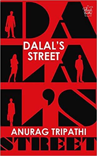 Dalal Street - Book Cover