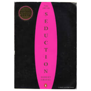 The art of seduction – book cover
