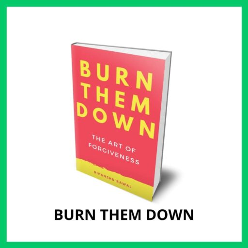 Burn Them Down eBook - Dipanshu Rawal